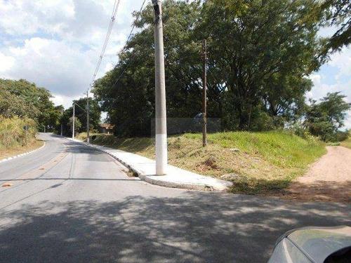Terreno À Venda, 4523 M² - Cachoeira - Vinhedo/sp - Te1553