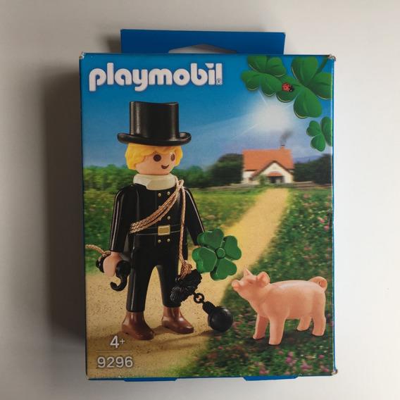 Playmobil 9296 Limpador De Chaminés Geobra