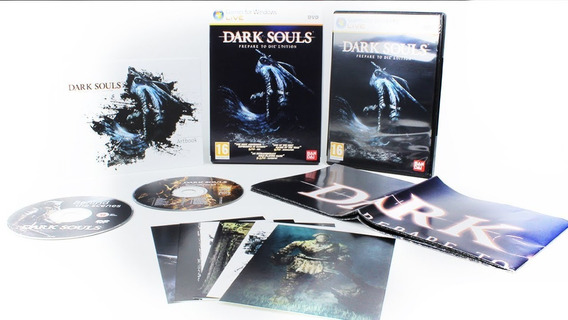Dark Souls: Prepare To Die Edition - Pc