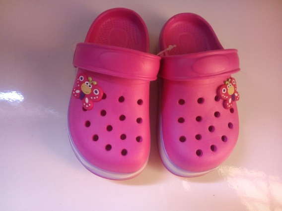 Crocs Infantil Com Led