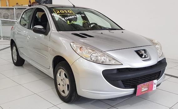 Peugeot 207 1.4 Xr Flex Completo 4p 2010 Financio