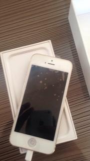 iPhone 5 Dourado
