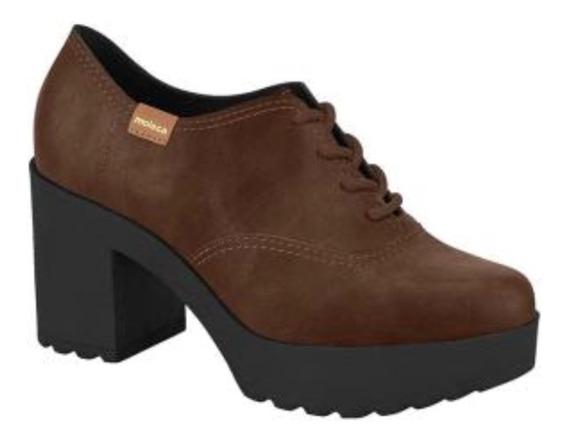 Sapato Moleca Tratorado Oxford 5647.106