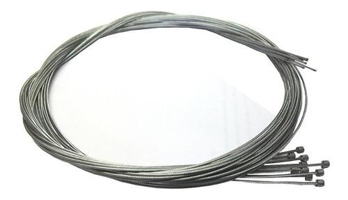 Cables Cambio Eastman Para Bicicleta X 10 Unidades - Racer