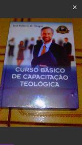 Coleção De Livros Para Estudo Teologico