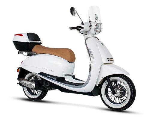 Beta Tempo 125 - Scooter - Blanco - 100% Financiado