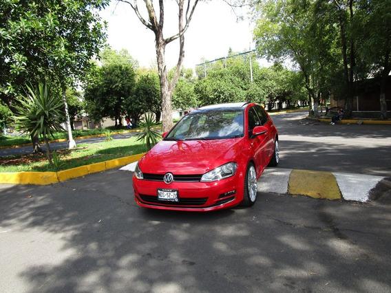 Volkswagen Golf Highline 2015 Solo 45 Mil Km Rin 19