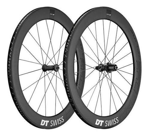 Rodas Dt Swiss Prc 1400 Spline Db 65 Carbon Disc (9500vista)