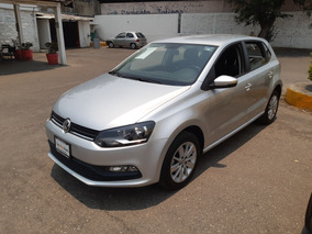 Volkswagen Polo 1.6 L4 Tiptronic At 2018 (058131)