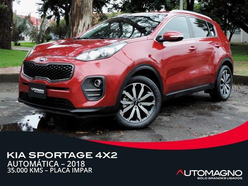 Kia Sportage 2.0 4x2 At 2018