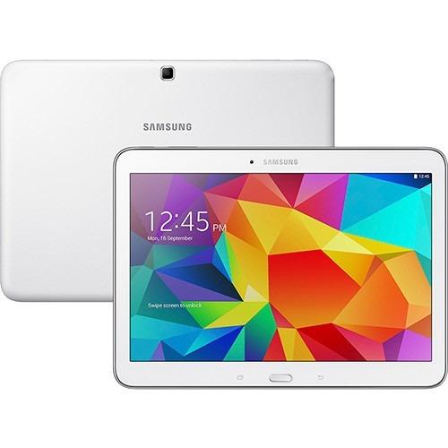 Samsung Galaxy Tab 4 3g Tela 10.1 Sm-t531 Branco Semi Novo
