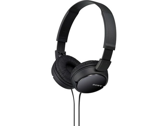 Headphone Sony Mdr-zx110 Preto