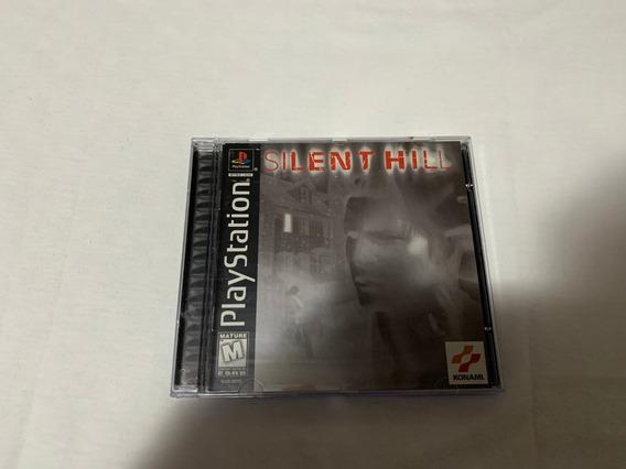 Silent Hill Ps1 Americano Completo Original