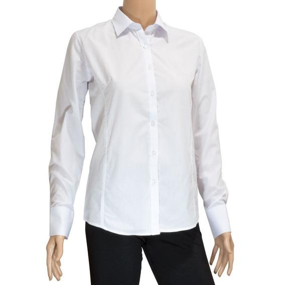 Camisa Ejecutiva Dama Manga Larga Oficina Uniforme Disershop