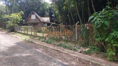 Chácara Com 3 Dormitórios À Venda, 1622 M² Por R$ 250.000 - Lagoa Da Prata - Itapecerica Da Serra/sp - Ch0274