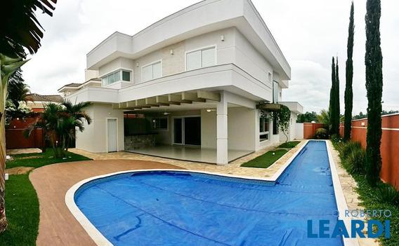 Casa Em Condomínio - Condomínio Querência - Sp - 568136
