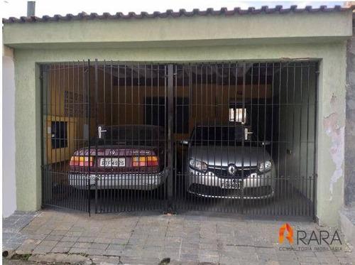 Imagem 1 de 11 de Casa À Venda, 137 M² Por R$ 480.000,00 - Rudge Ramos - São Bernardo Do Campo/sp - Ca0052