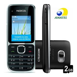 Nokia C201,3 G, Anatel, Novo De Fábrica E Na Caixa Original