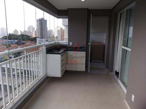 Apartamento - Tatuape - Ref: 9051 - V-9051