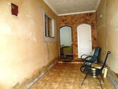 Imagem 1 de 11 de Casa À Venda, 3 Quartos, 1 Suíte, 1 Vaga, Centro - Sorocaba/sp - 5132