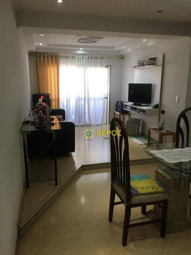 Apartamento Com 3 Dormitórios Para Alugar Por R$ 2.186,00/mês - Vila Carrão - São Paulo/sp - Ap1155