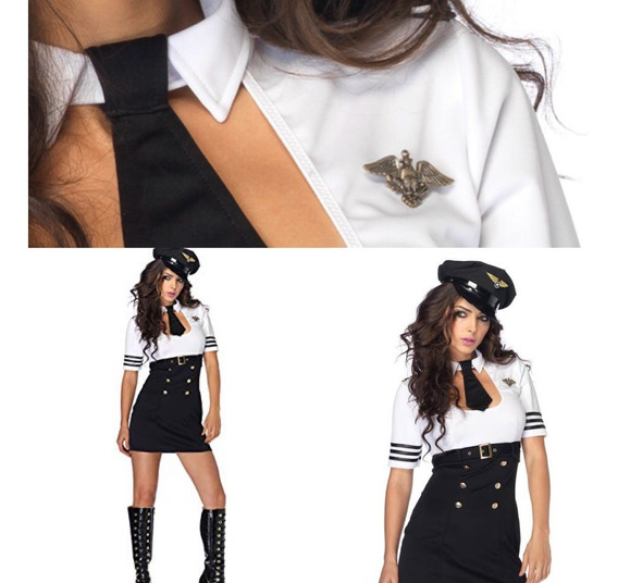 Disfraz De Dama Sexy Leg Avenue Para Halloween + Obsequio