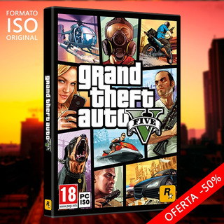 Gta V Grand Theft Auto V Pc Digita