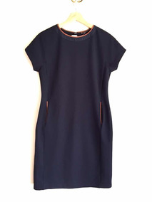 Bello Vestido Jumper Brooks Brothers Talla 42