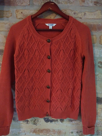Saco Tejido Sweater Lu By Lolita - Talle S.