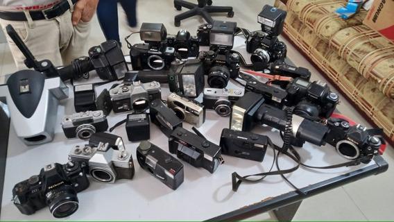 Máquinas Fotográficas Antigas. Artigo De Colecionador