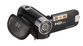 Câmera E Filmadora Digital 16mp Full Hd Sensor Led- Zoom 16x