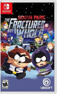 ¡¡ South Park The Fractured But Whole Para Switch En Wg !!