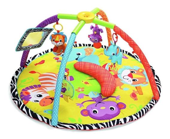 Tapete Actividad Gimnasio Bebe Area De Juego Infantil