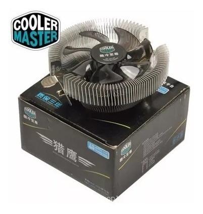 Fan Cooles 775 1155 1156 Amd Am2 Am3 Fm1/2 Universal
