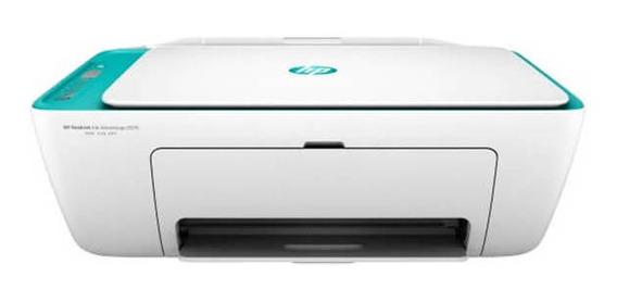 Impressora Hp Multifuncional Deskjet Ink Advantage 2676 Wi-fi