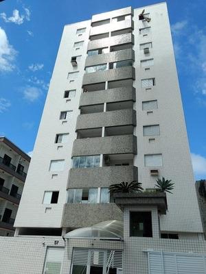 Apartamento Novo 2 Dormitórios Para Locação Definitiva No Bairro Guilhermina Em Praia Grande. - Ap2380