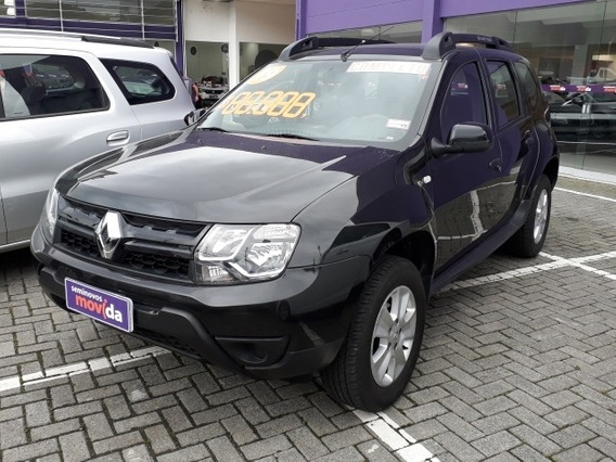 Duster 1.6 16v Sce Flex Expression X-tronic 25964km