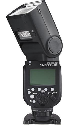 Flash Yongnuo Yn-968ex-rt 968 Radio Embutido - Canon Sjuros