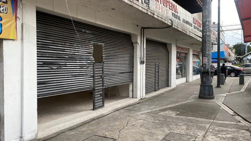 Imagen 1 de 14 de Local En Renta Col. El Algarin Gran Oportunidad De Negocio