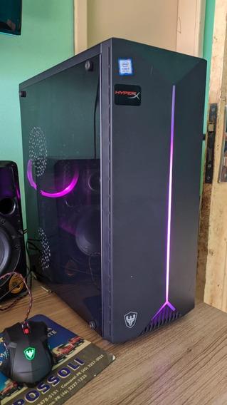 Setup Gamer I5 9400f Rx 580 8gb