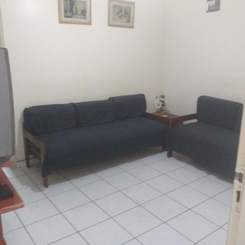 Imagem 1 de 12 de Apartamento 1 Dormitório 1 Vaga, 2°andar,guilhermina,160 Mil
