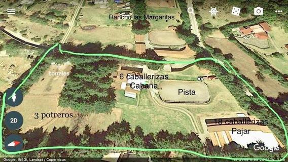 Se Vende Rancho Equipado En Jilotzingo,san Miguel Tecpan
