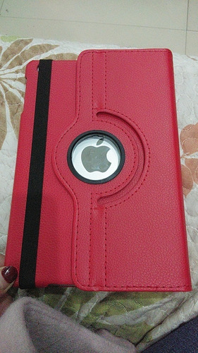 Funda Estuche Protector Mica iPad Mini 1 2 3 Apple + Regalos