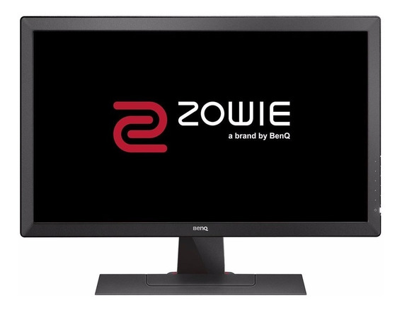 Monitor Benq Led, 24´, Full Hd, 1ms E Hdmi Rl2455 + Nfe