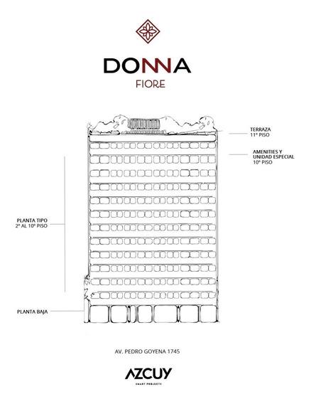 Emprendimiento Donna Fiore Goyena 1747