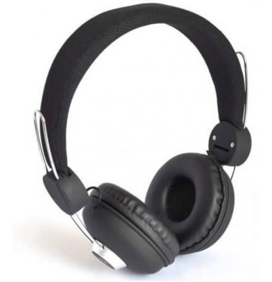 Fone De Ouvido Headset Com Microfone P/ Celular Notebook Pc