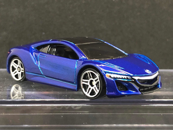 Hot Wheels 17 Acura Nsx Loose