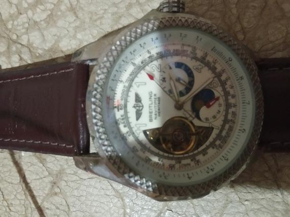 Relógio Breitling Clássico Automático, Replica.