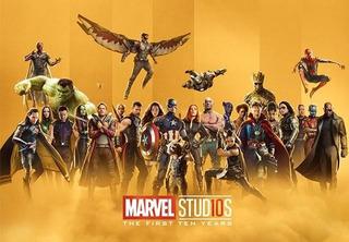 Peliculas Marvel Ucm