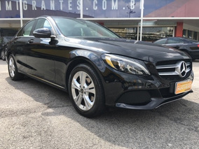 Mercedes-benz Classe C 1.6 Avantgarde Turbo Flex 4p - 2018